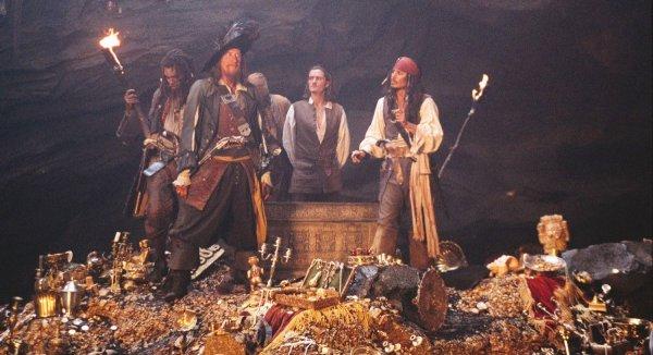 Cướp biển không chôn giấu kho báu như mọi người nghĩ đâu!