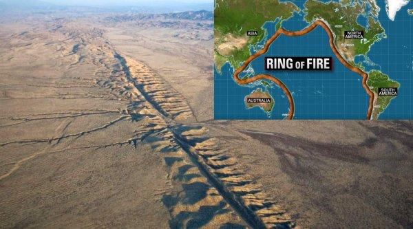 """Thảm họa tự nhiên – Vành đai núi lửa và """"Big One"""" tiếp theo"""
