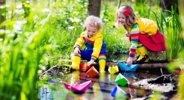 Đã đến lúc đưa con trẻ trở về với thiên nhiên