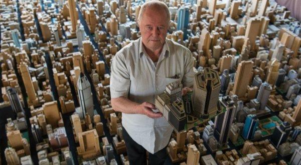 """65 năm tạo dựng nên """"thành phố không người ở"""" của cụ ông 78 tuổi"""