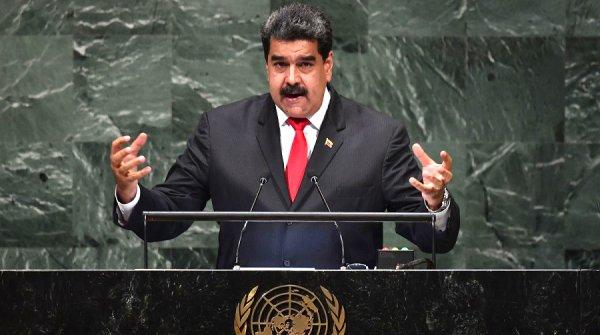 Tòa LHQ được yêu cầu phải điều tra lãnh đạo Venezuela