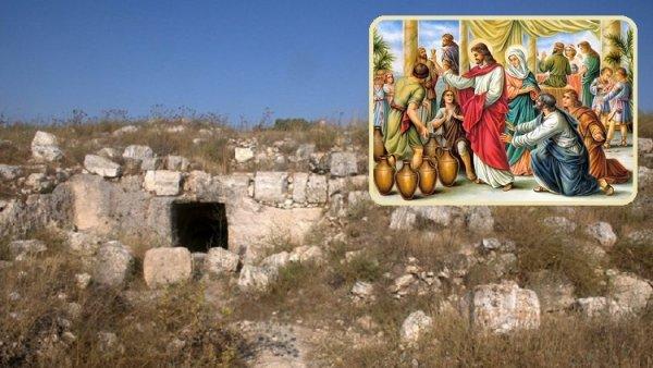 Các nhà khảo cổ tìm ra nơi Chúa Jesus làm phép lạ biến nước thành rượu?