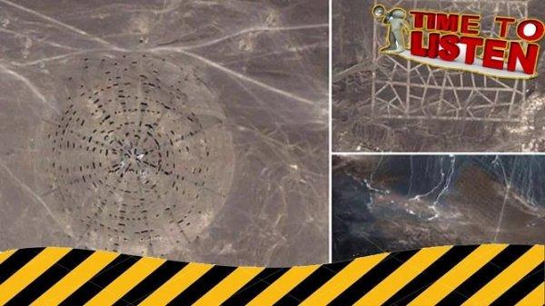 Phát hiện 'Khu vực 51' của Trung Quốc trên sa mạc Gobi?