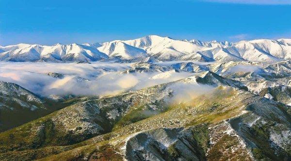 Bí ẩn trên dãy núi Ural: Bản đồ 3D từng xuất hiện vào 120 triệu năm trước?