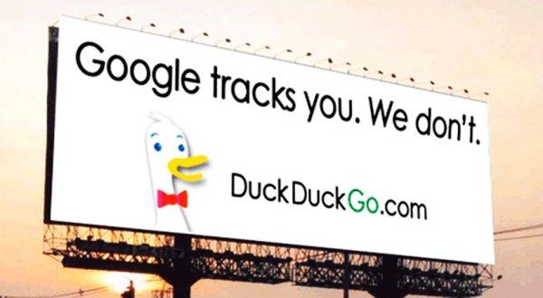 Khi Google ngày càng tai tiếng, DuckDuckGo nhận được sự chú ý