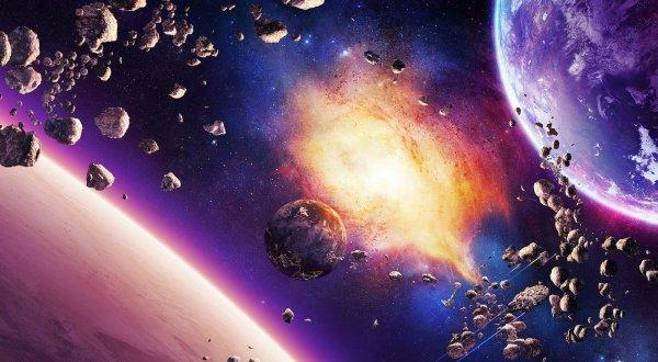 Hạt bụi phóng đại lên vô số lần có thể là một vũ trụ?