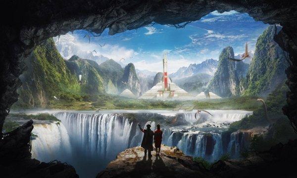 David Wilcock: Nền văn minh trong lòng đất sẽ sớm lộ diện với thế giới