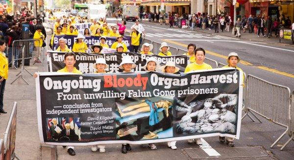 Ngày Thế giới chống mổ cướp tạng 1/10: Tội ác vẫn đang bành trướng và tiếp diễn