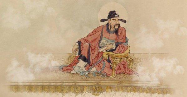 Văn Xương Đế Quân, Quan Thánh Đế Quân cùng Khổng Phu Tử chấm bài thi