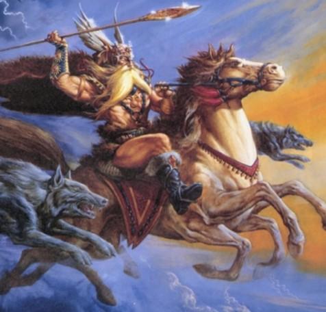 10 thần thoại nổi tiếng về loài ngựa, 2