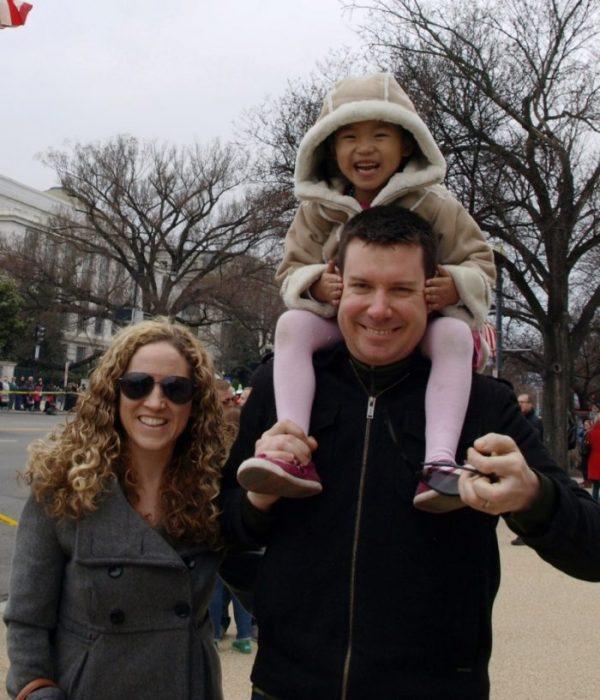 """""""Pháp Luân Đại Pháp hảo"""" vang dội trên Đại lộ Hiến pháp Washington, DC.3"""