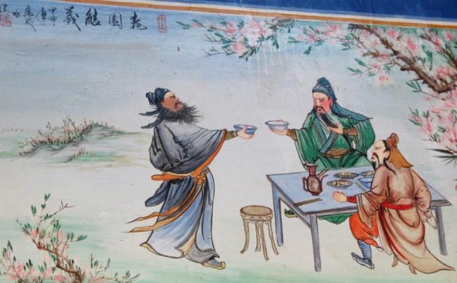 Tứ đại danh tác của văn học Trung Hoa có gì đặc biệt.1