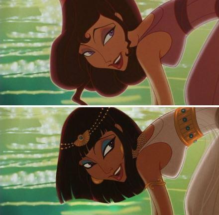 """Chùm Ảnh """"Bạch Tuyết của Disney phiên bản da màu"""" - H8"""