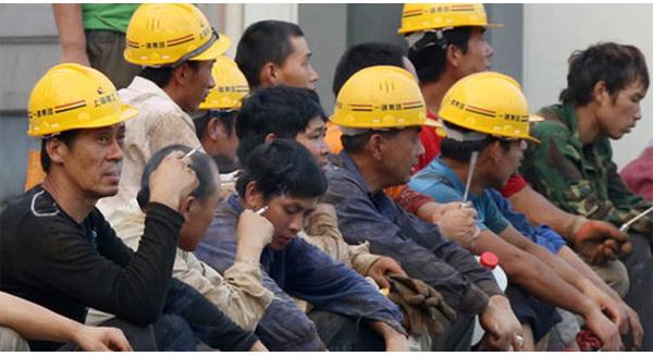 Việc đưa ra một bức tranh rõ ràng về thị trường lao động Trung Quốc là một việc không hề dễ dàng do có sự chênh lệch lớn giữa các con số thống kê. (Ảnh: Bloomberg).