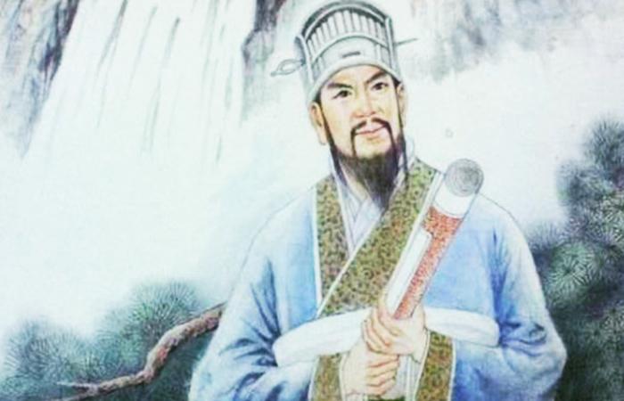 Chân dung Lưu Bá Ôn - người có công rất lớn giúp Chu Nguyên Chương gây dựng nhà Minh. (Ảnh:read01.com)