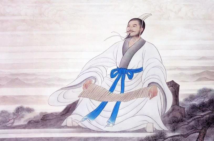 Mạnh Tử, nhà tư tưởng, nhà giáo dục được tôn kính. (Ảnh: lishiquwen)