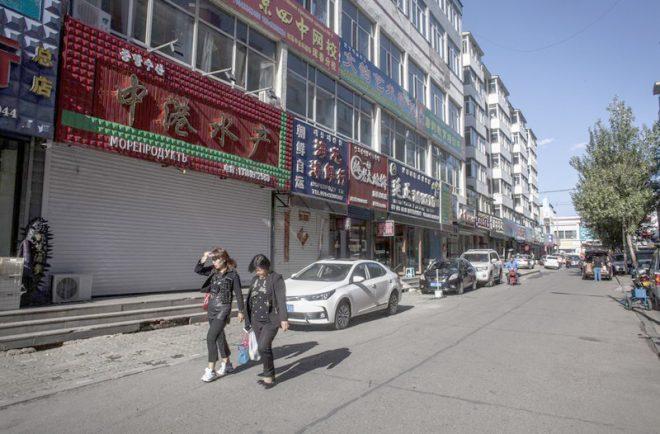 Tại sao lệnh trừng phạt Triều Tiên lại gây ra nỗi khổ ở Trung Quốc?4