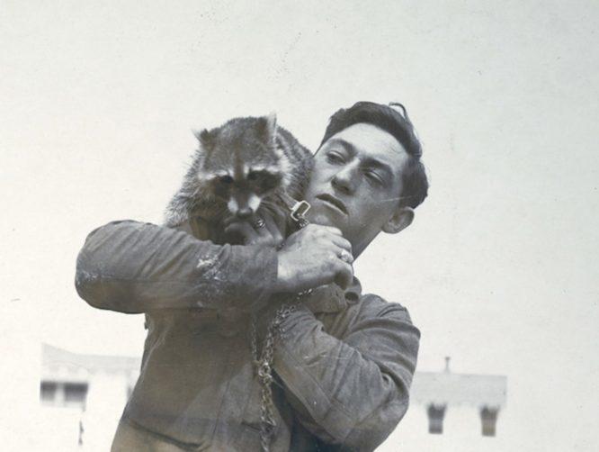 Những con vật nổi tiếng trong quân đội Mỹ Thế chiến I.10