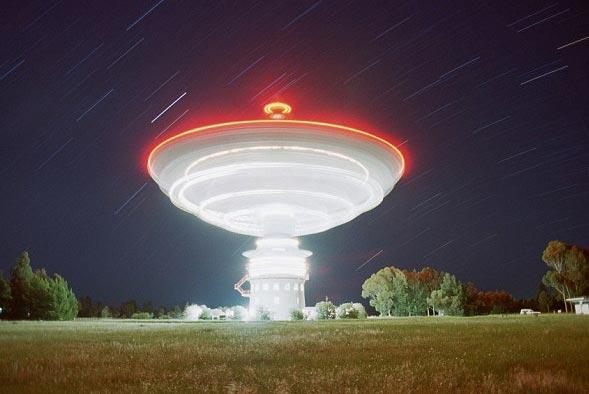 Tín hiệu Wow có phải đến từ nền văn minh khác ngoài vũ trụ? Ảnh minh họa