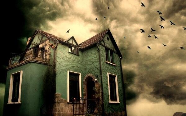 Mơ nhà cửa bị hư hỏng có thể là điềm báo rằng bạn sẽ bị tai nạn ngoài ý muốn. (Ảnh minh họa từ Internet)