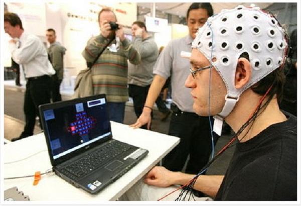 Công nghệ mới đang phát triển nhằm chụp lại tư tưởng con người. (Ảnh: Internet)