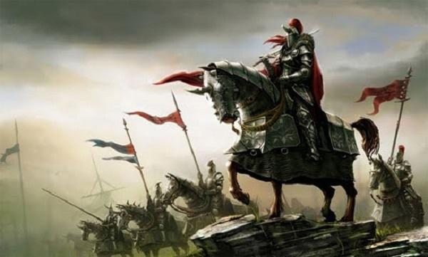Đoàn quân ma bí ẩn thời Trung cổ. (Ảnh minh họa từ Internet)
