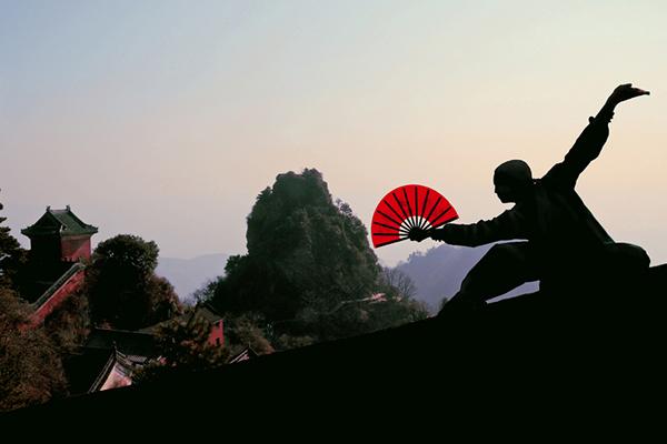 Ngay những nơi có truyền thống tu luyện lâu đời cũng không còn người chân tu nữa. (Ảnh: Internet)