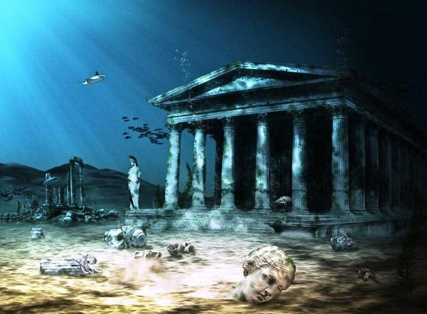 Sự tồn tại và biến mất của Atlantis vẫn là một bí ẩn của nhân loại. (Ảnh: Internet)