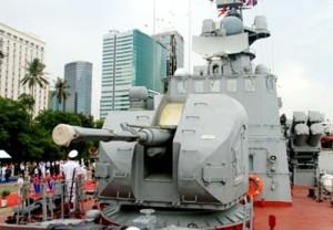Ngày 2/6/2015, Hải quân Việt Nam nhận bàn giao 2 tàu tên lửa HQ 379 và HQ 380 lớp Molniya