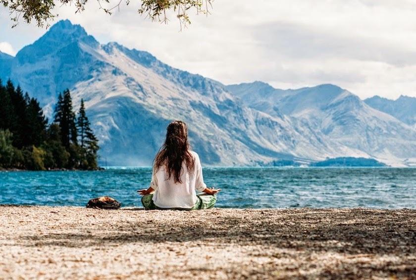 Học cách chấp nhận để cuộc đời thanh thản. (Ảnh: Internet)