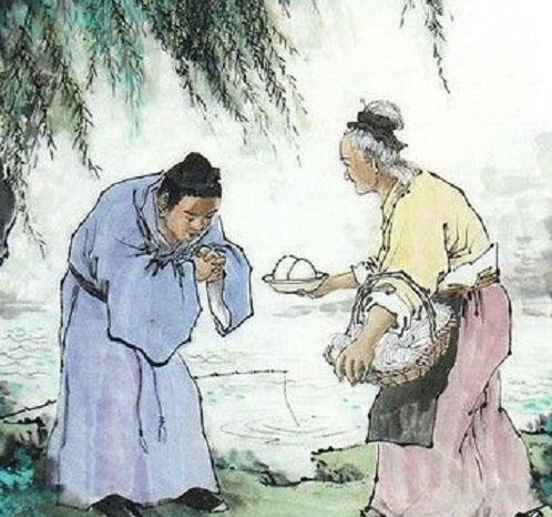 Từ sự lạnh nhạt của người khác sẽ nhìn ra thiếu sót của mình - Hàn Tín
