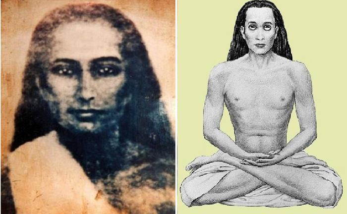 Mahavatar Babaji. (Nguồn: Internet)