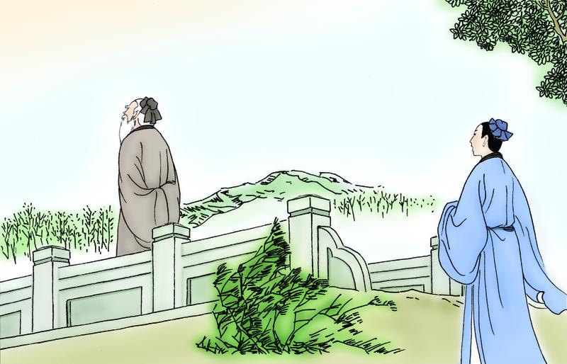 Người xưa luôn coi trọng đức, không chỉ cho bản thân mà còn tích đức để lại đời sau. (Ảnh: Internet)