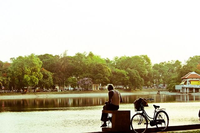 Cuộc sống vốn là đơn giản, lòng yên tĩnh thì sẽ được bình thản. (Ảnh: Internet)