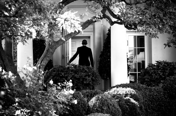 """""""Barack Obama không phải là một người hoàn hảo"""". (Ảnh: The New York Times)"""