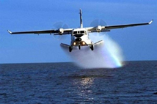 Tàu tuần thám Casa của lực lượng Phòng không Không quân.