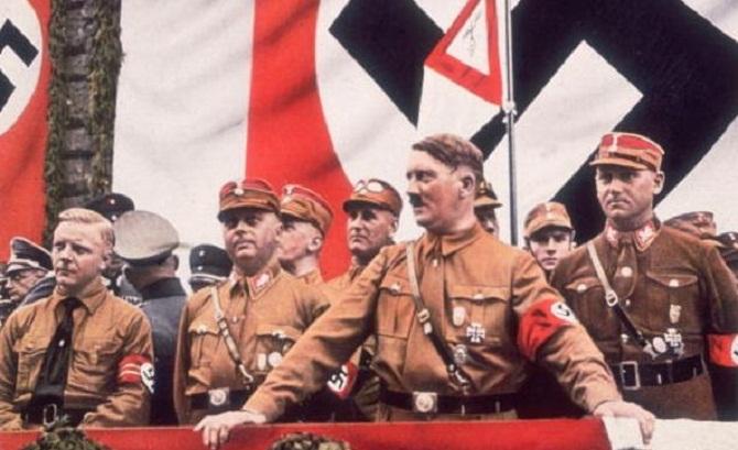 Vì sao Đức Quốc xã có thể biến con người thành phát xít? (Ảnh: Internet)