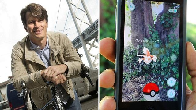 John Hanke - Người làm nên cơn sốt Pokémon Go trên toàn thế giới.1