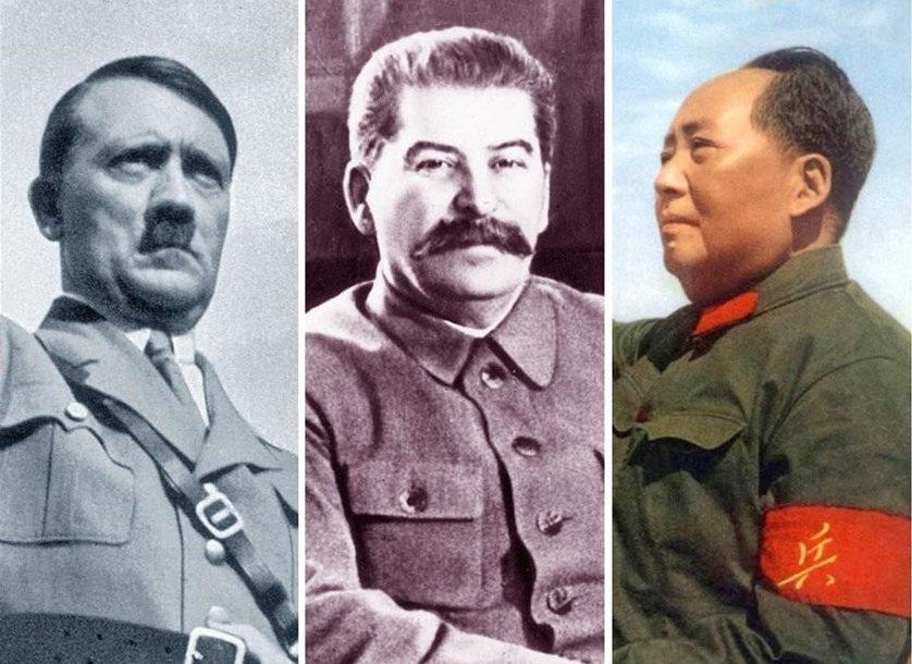 Theo ước tính, số người thiệt mạng dưới chế độ của Mao Trạch Đông còn cao hơn nhiều lần so với Stalin và Hitler gộp lại. (Ảnh: Internet)