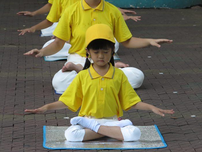 Khóa học hè Minh Huệ - Bồi dưỡng thân tâm, trở thành người tốt.1
