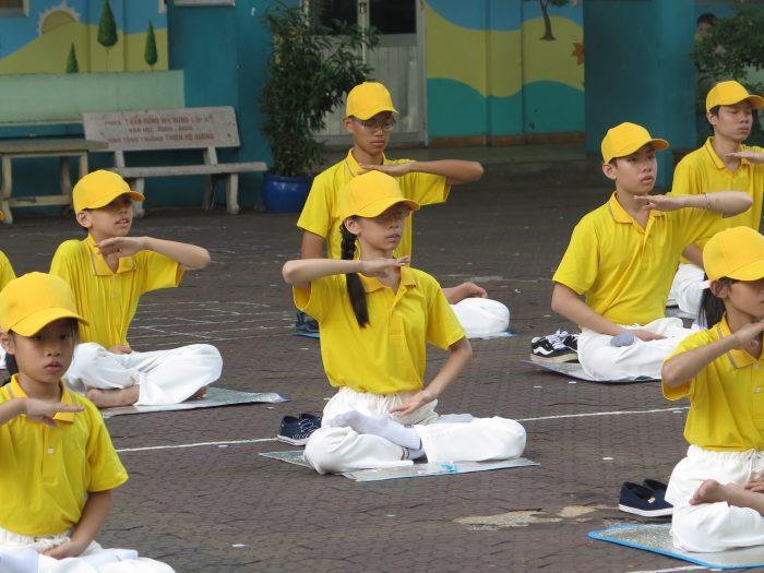 Khóa học hè Minh Huệ - Bồi dưỡng thân tâm, trở thành người tốt.10