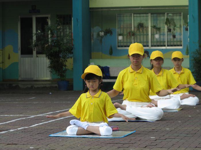 Khóa học hè Minh Huệ - Bồi dưỡng thân tâm, trở thành người tốt.7