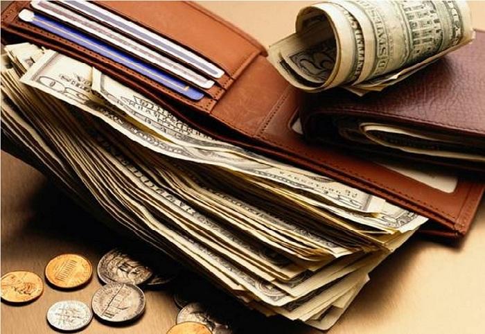 Phong thủy tăng tài lộc cho ví tiền luôn đầy ắp. (Ảnh: Internet)