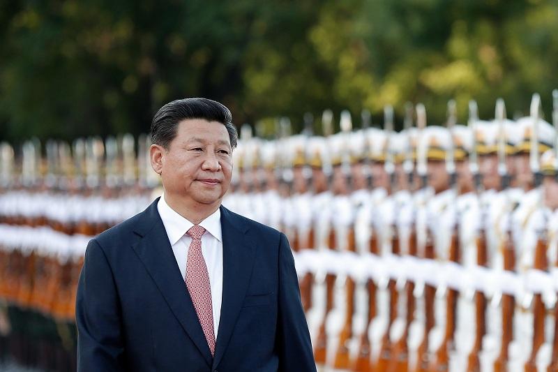 Tập Cận Bình: Đảng Cộng sản Trung Quốc bị đào thải quyết không phải là vấn đề giật gân. (Ảnh: Internet)