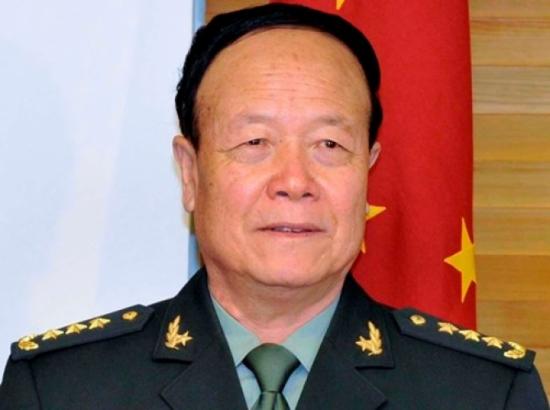 cựu Phó Chủ tịch Quân ủy Trung ương (CMC) Thượng tướng Quách Bá Hùng. Ảnh: Internet