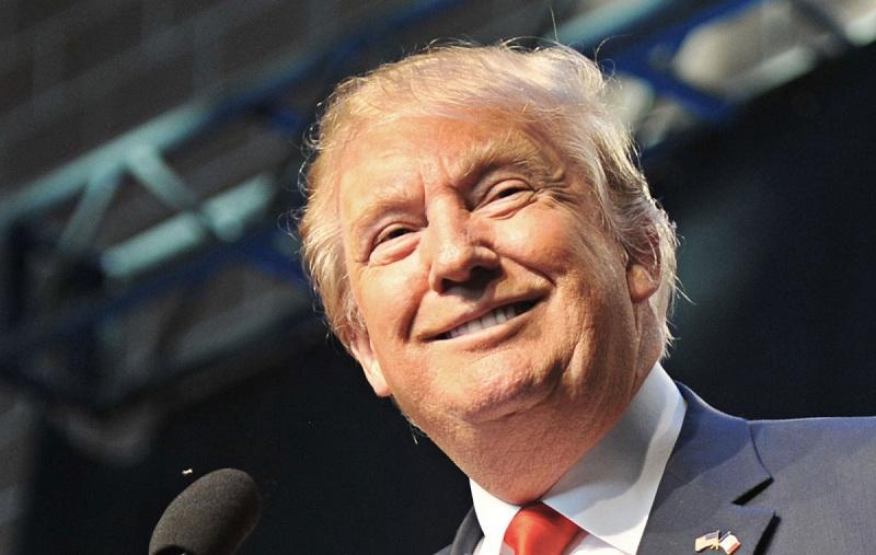 Khuôn mặt của Donald Trump tiết lộ khá nhiều điều về tính cách của ông. (Ảnh: Internet)