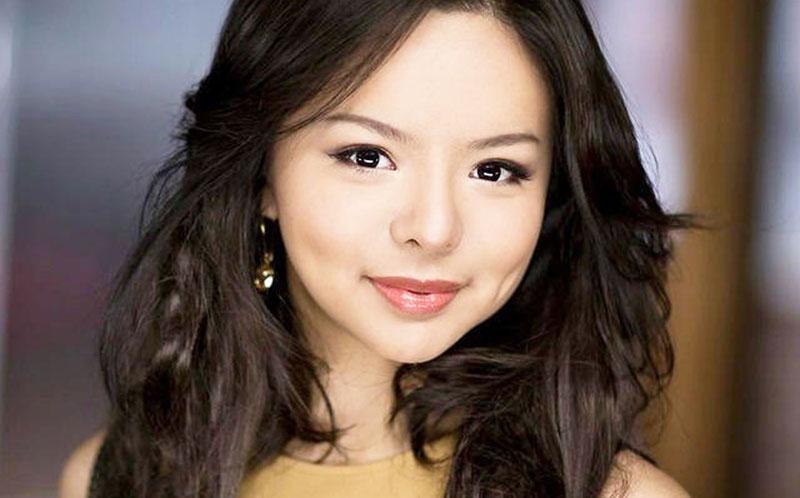 Hoa hậu Thế giới Canada 2015, nữ diễn viên nhân quyền Anastasia Lin. (Ảnh: Internet)