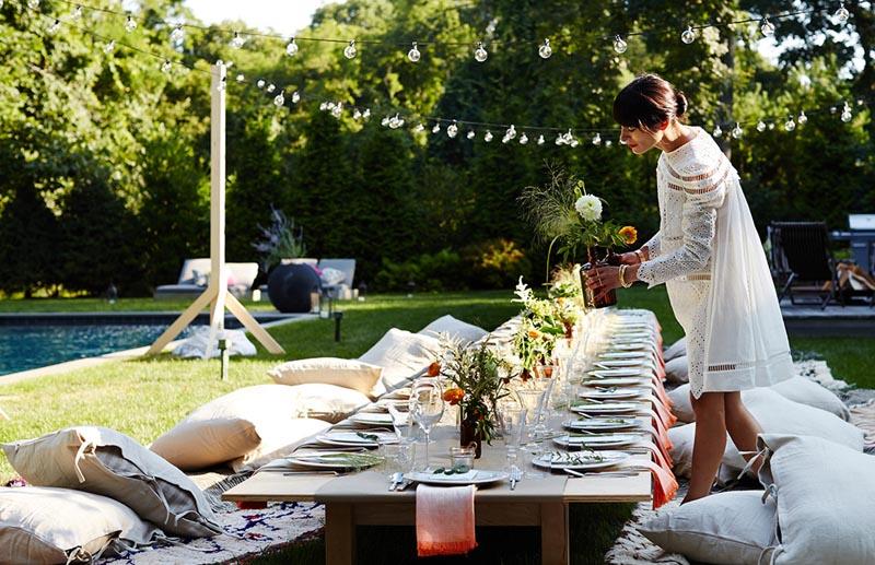 Phong cách trong ăn tiệc cũng thể hiện ra nhân phẩm của một người. (Ảnh: internet)