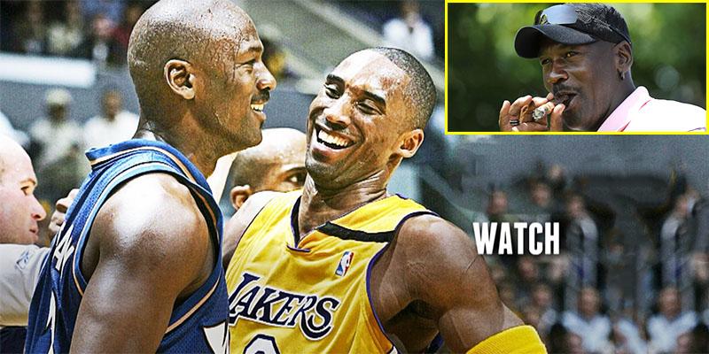 Thật không ngờ, cậu bé ngày ấy sau 20 đã trở thành một huyền thoại bóng rổ nổi tiếng nhất thế giới Michael Jordan.