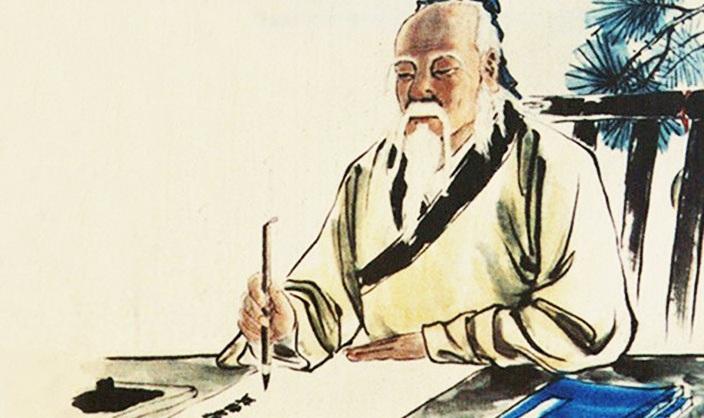 Lão Tử được coi là người viết Đạo Đức Kinh - cuốn sách của Đạo giáo có ảnh hưởng lớn. (Ảnh: Mycotopia)
